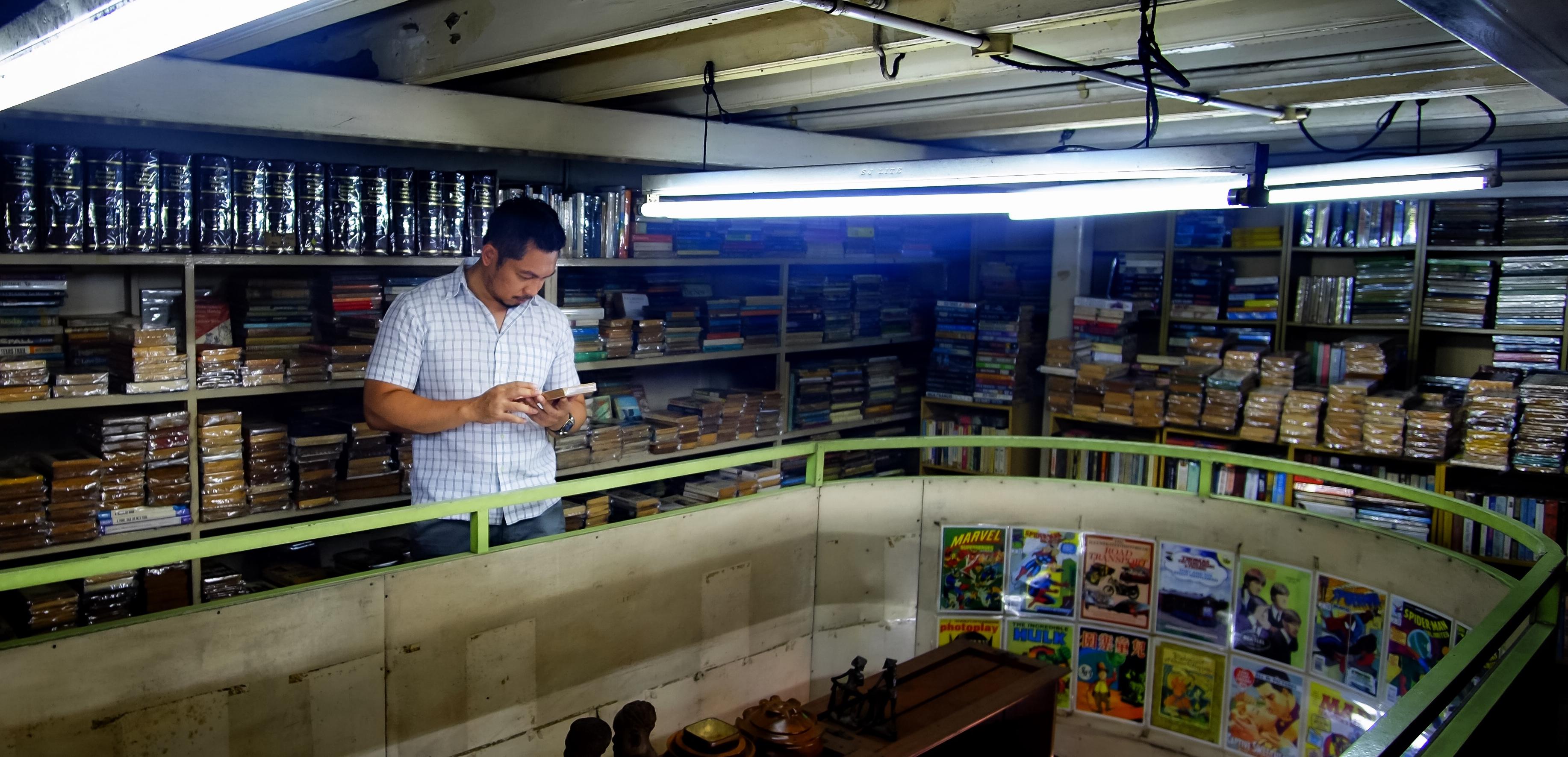 saharilbookstore